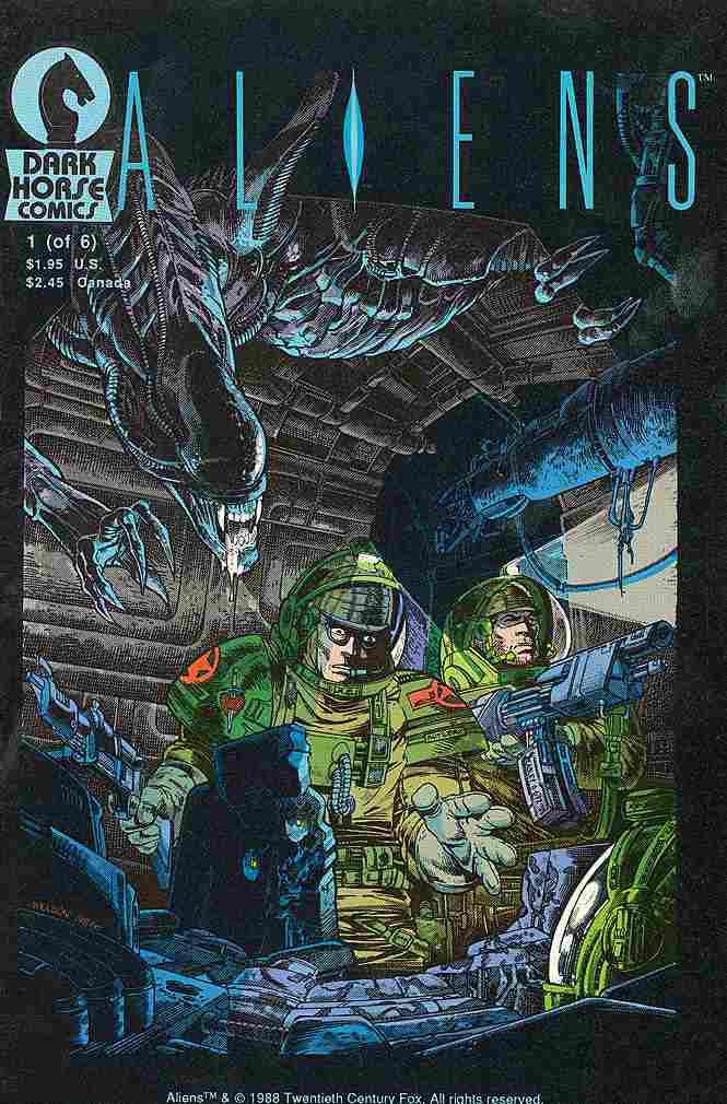 Aliens (Vol. 1) comic issue 1