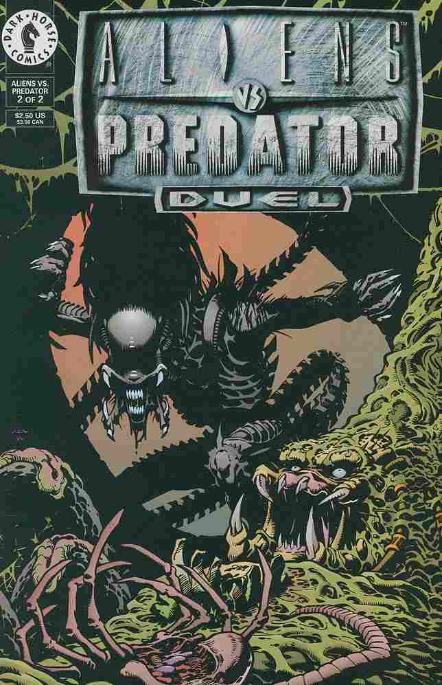 Aliens vs. Predator: Duel comic issue 2
