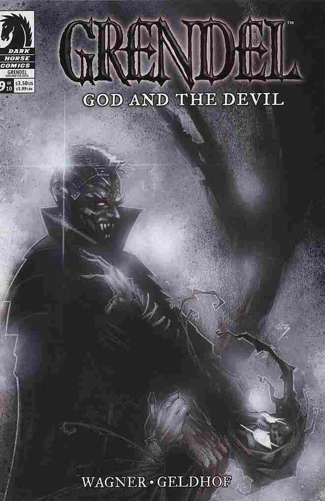 Grendel: God and the Devil comic issue 9