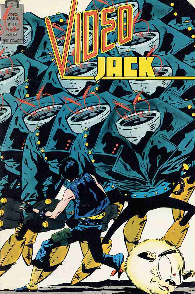 Video Jack comic issue 2