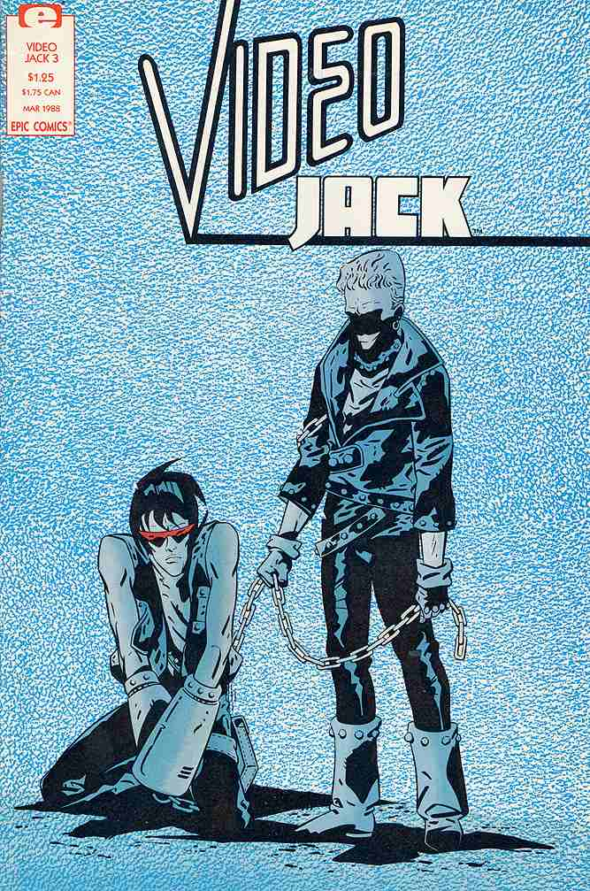 Video Jack comic issue 3