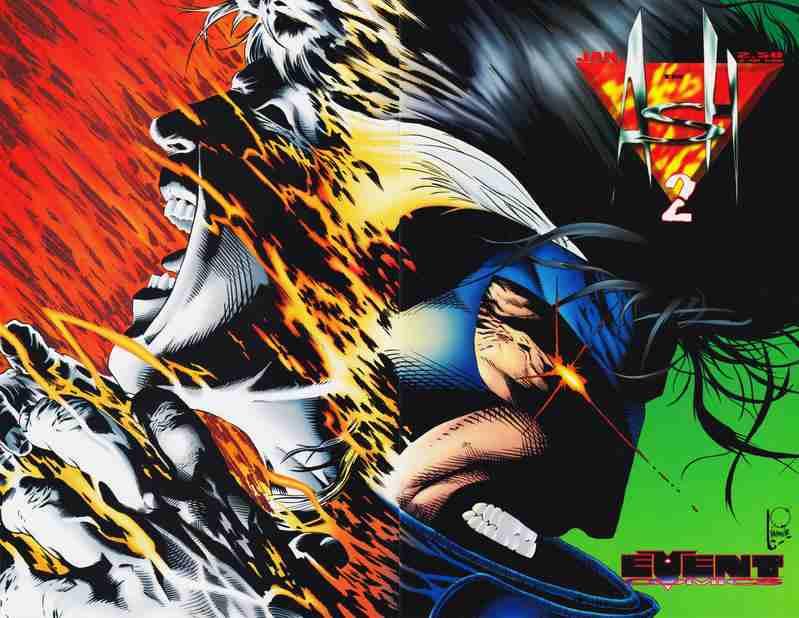 Ash comic issue 2
