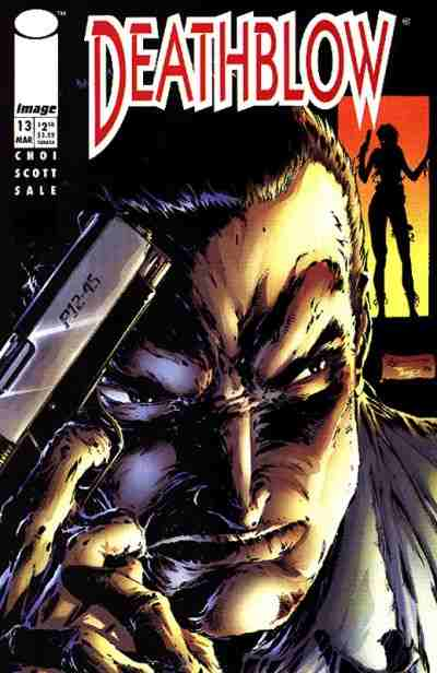 Deathblow comic issue 13