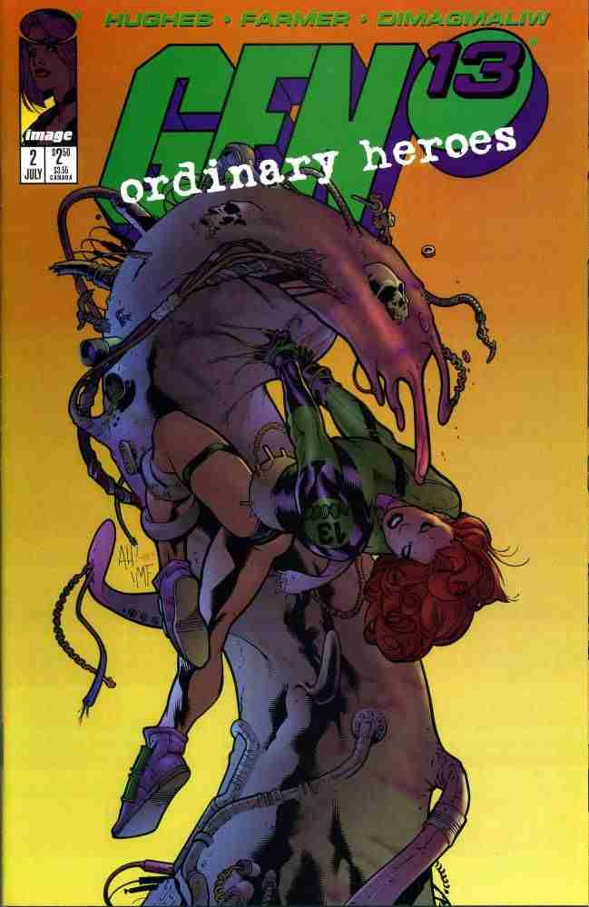 Gen13: Ordinary Heroes comic issue 2