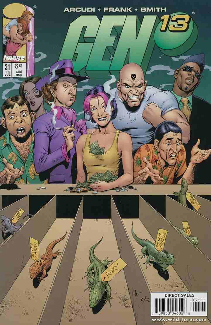 Gen13 comic issue 31