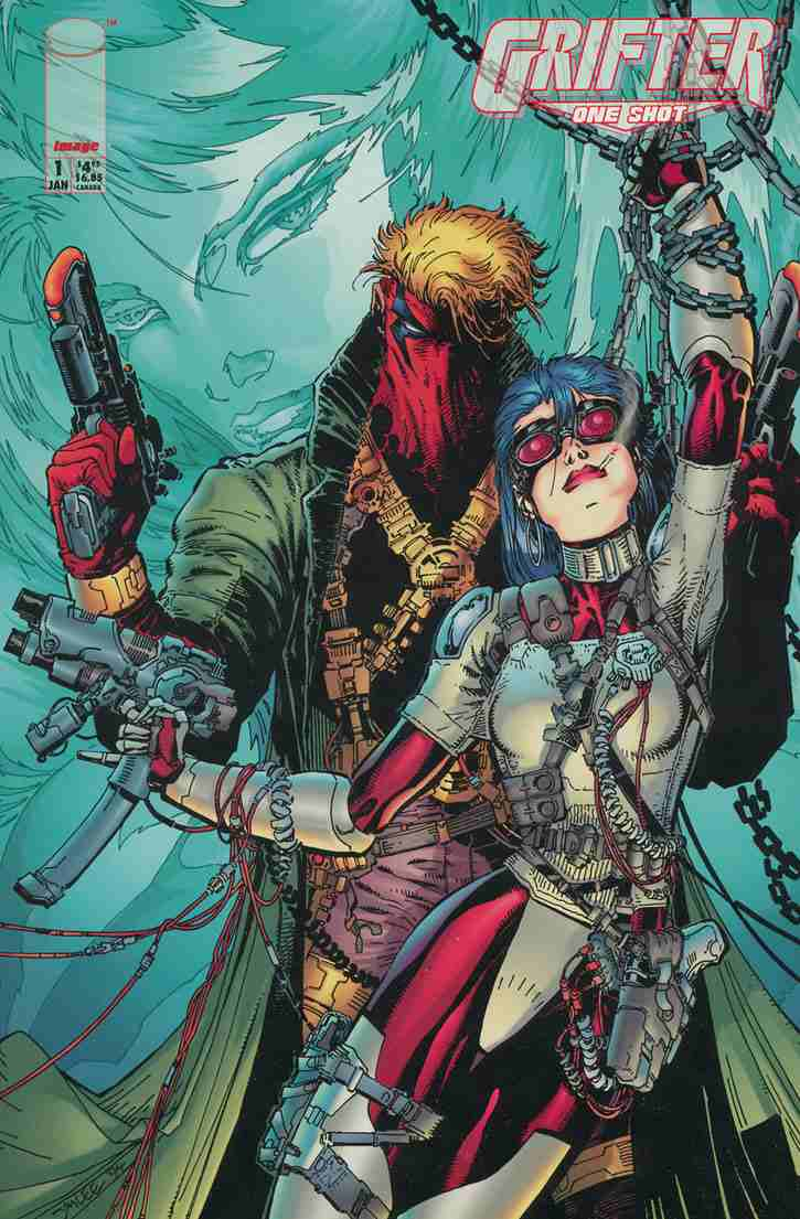 Grifter: One Shot comic issue 1