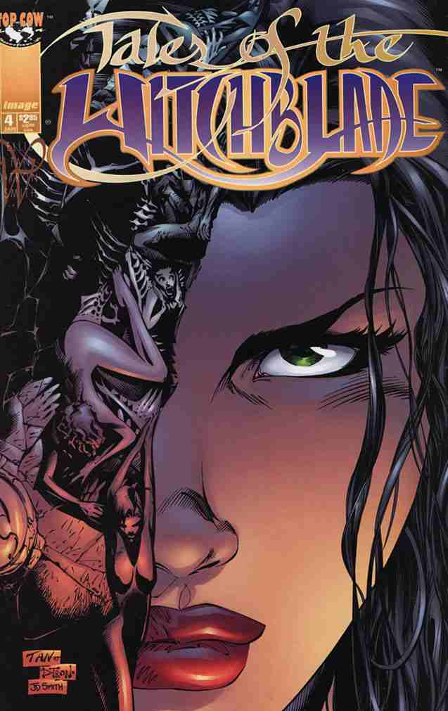 Tales of the Witchblade comic issue 4