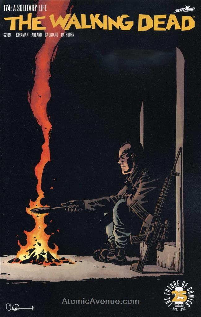 Walking Dead, The (Image) comic issue 174