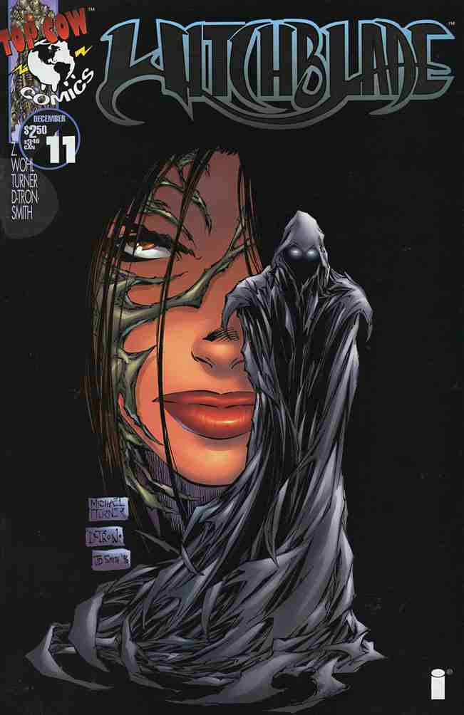 Witchblade comic issue 11