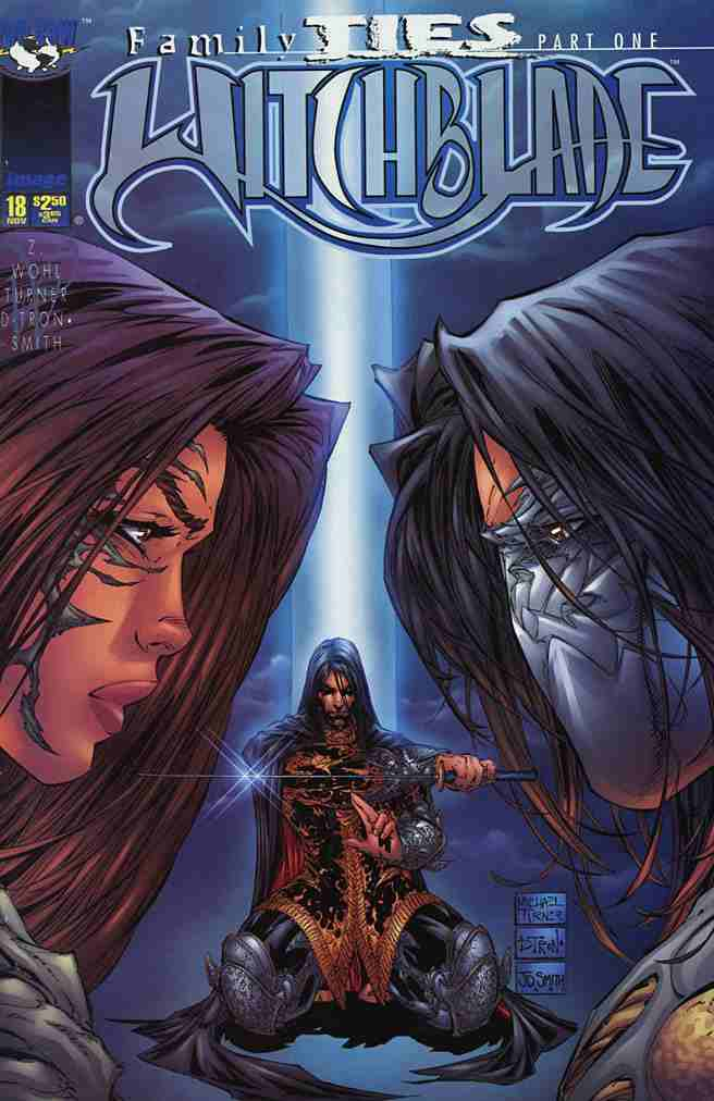 Witchblade comic issue 18