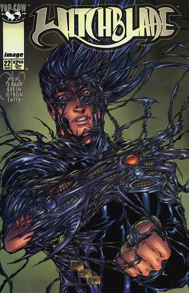 Witchblade comic issue 22