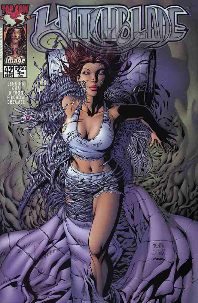 Witchblade comic issue 42