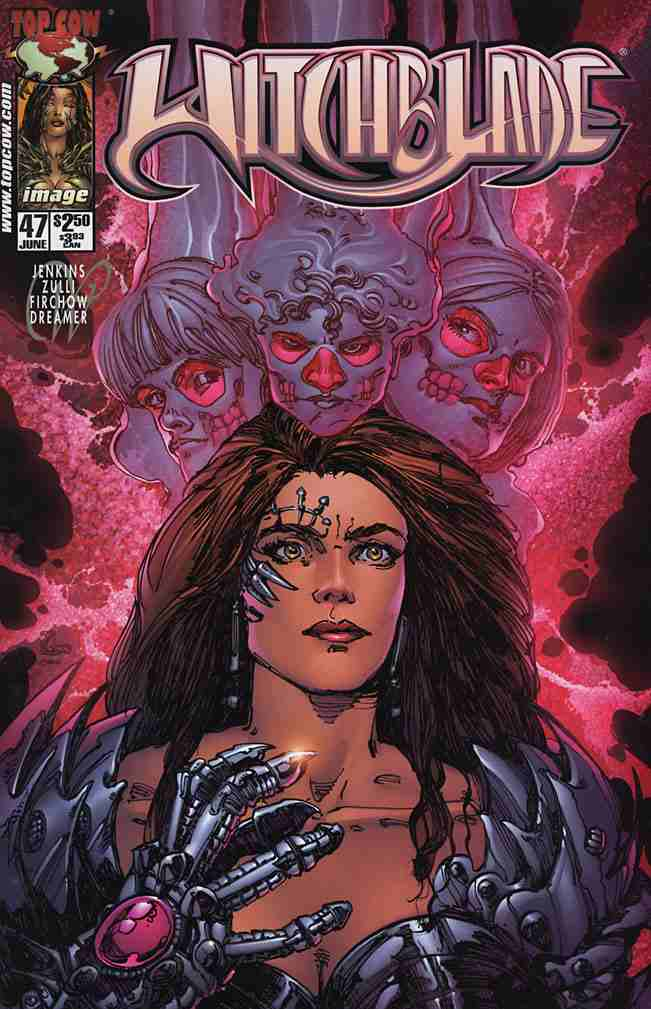 Witchblade comic issue 47