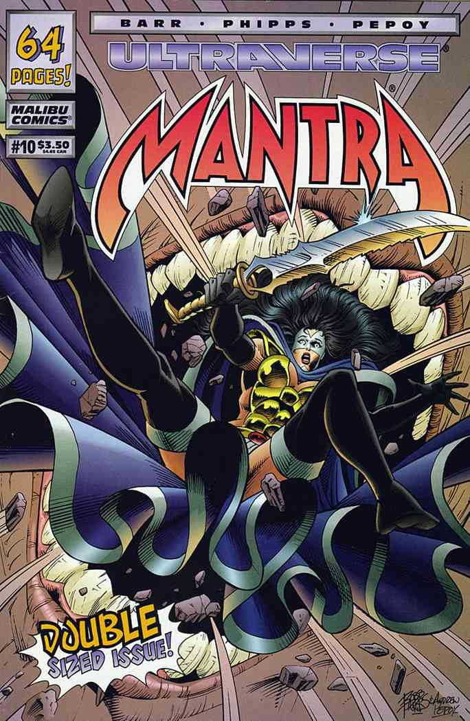 Mantra comic issue 10