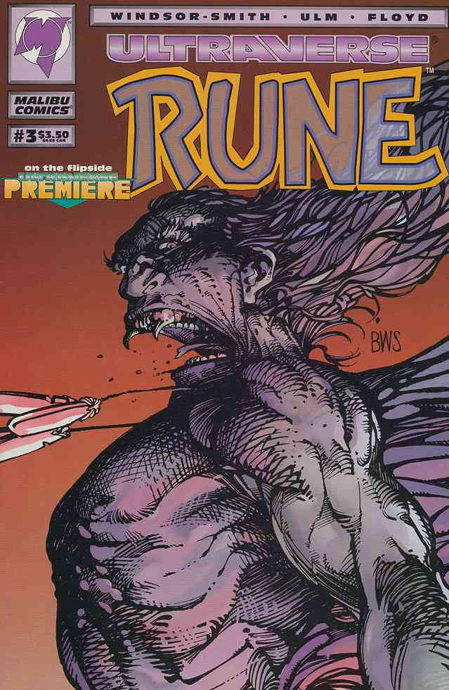Rune comic issue 3