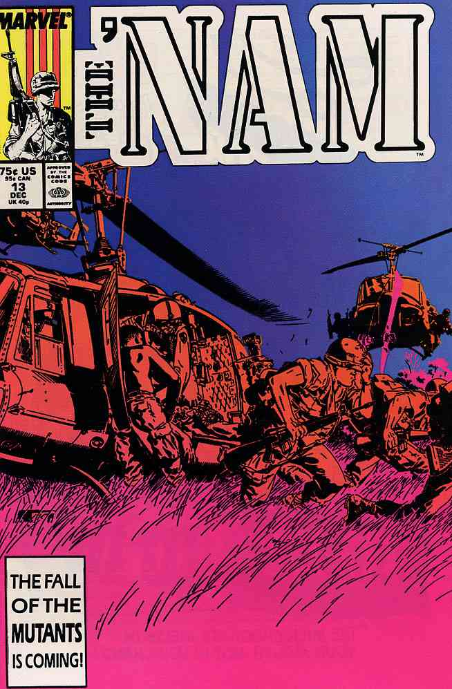 'Nam, The comic issue 13