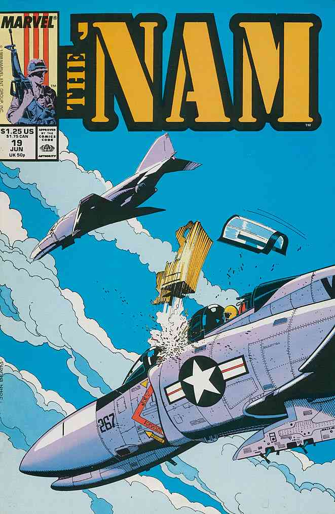 'Nam, The comic issue 19