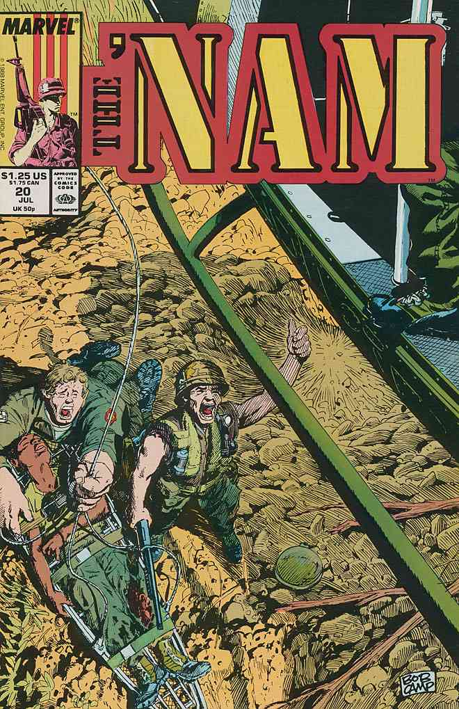 'Nam, The comic issue 20