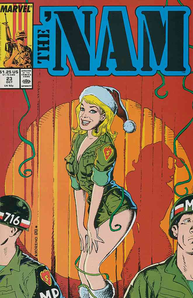 'Nam, The comic issue 23