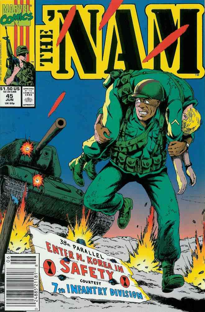 'Nam, The comic issue 45