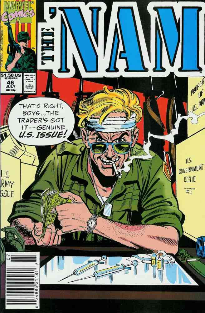 'Nam, The comic issue 46