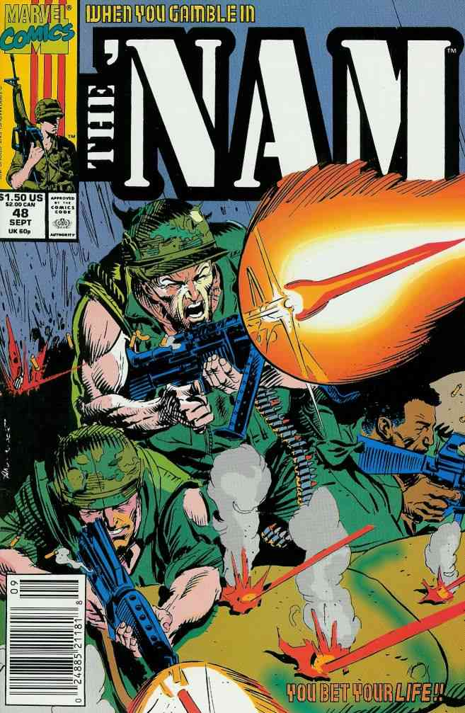 'Nam, The comic issue 48