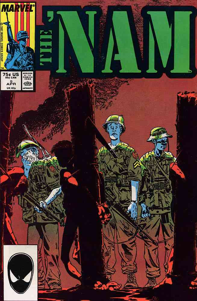'Nam, The comic issue 5