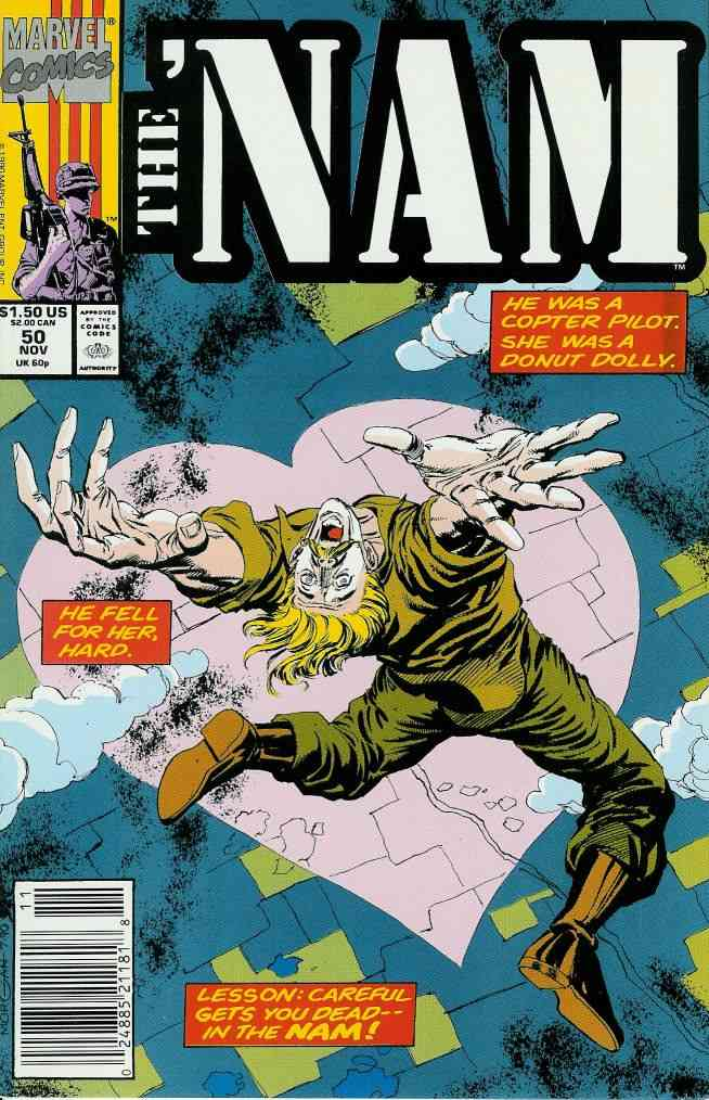 'Nam, The comic issue 50