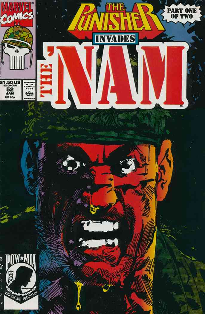 'Nam, The comic issue 52