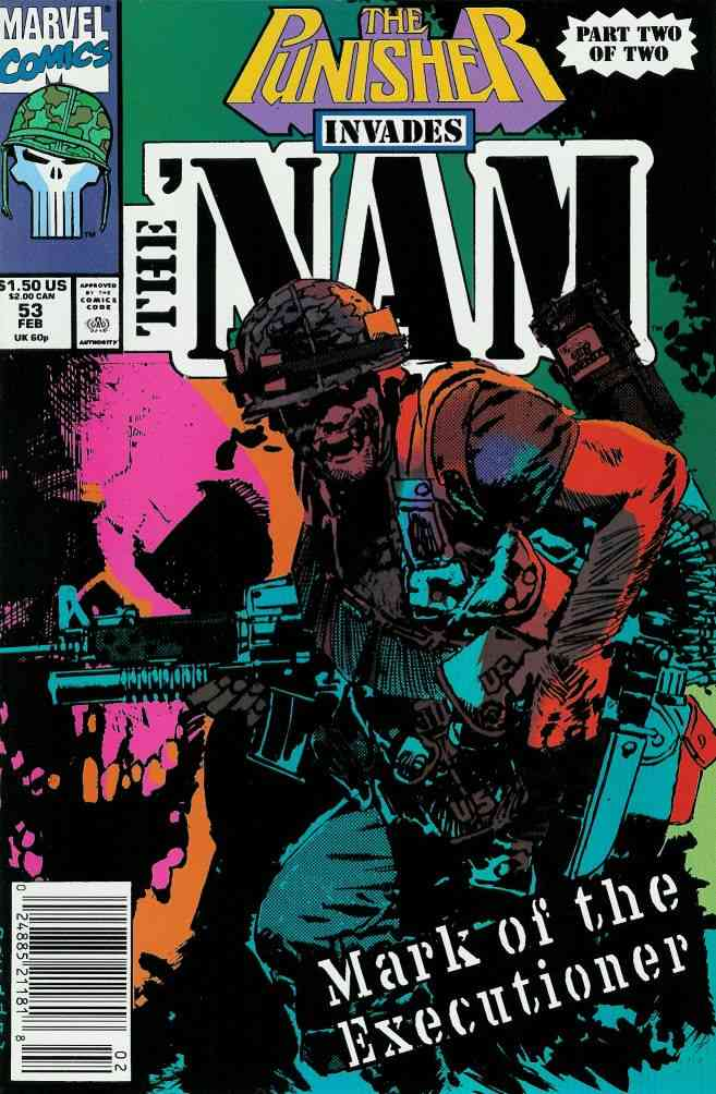 'Nam, The comic issue 53