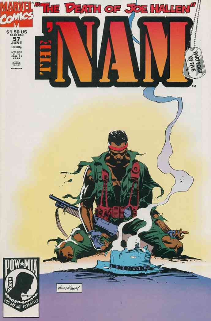 'Nam, The comic issue 57