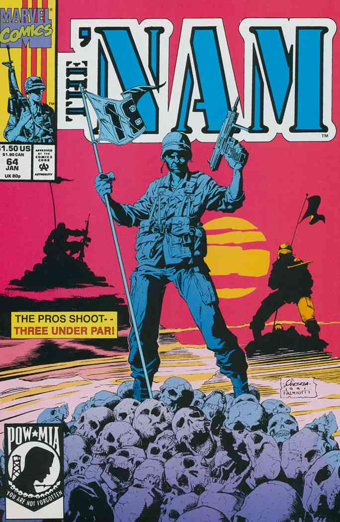 'Nam, The comic issue 64