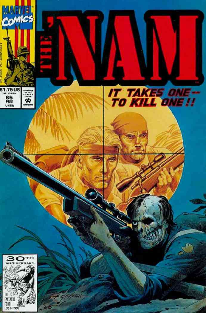 'Nam, The comic issue 65