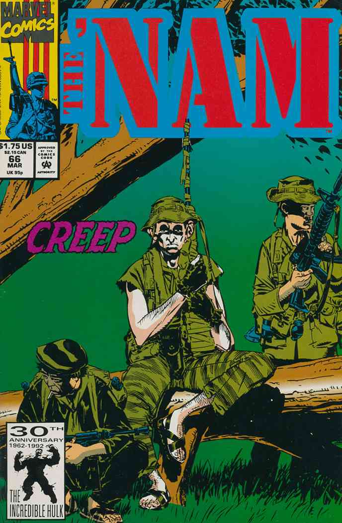 'Nam, The comic issue 66