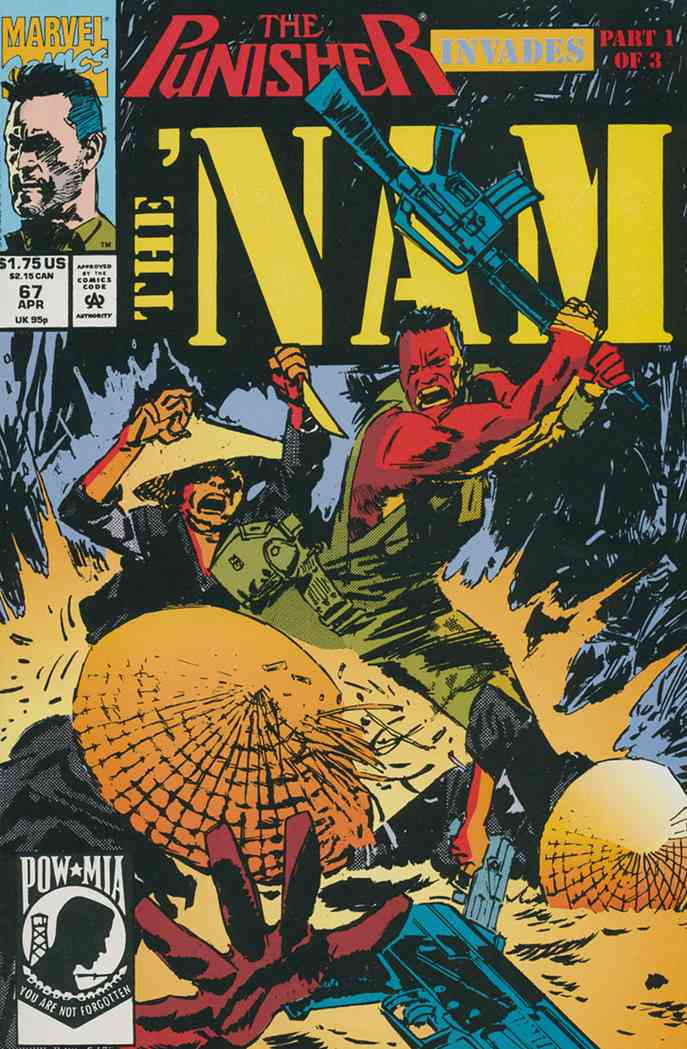 'Nam, The comic issue 67