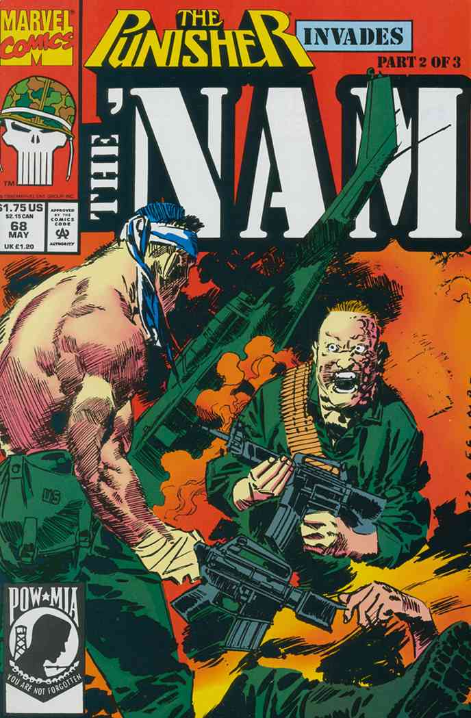 'Nam, The comic issue 68