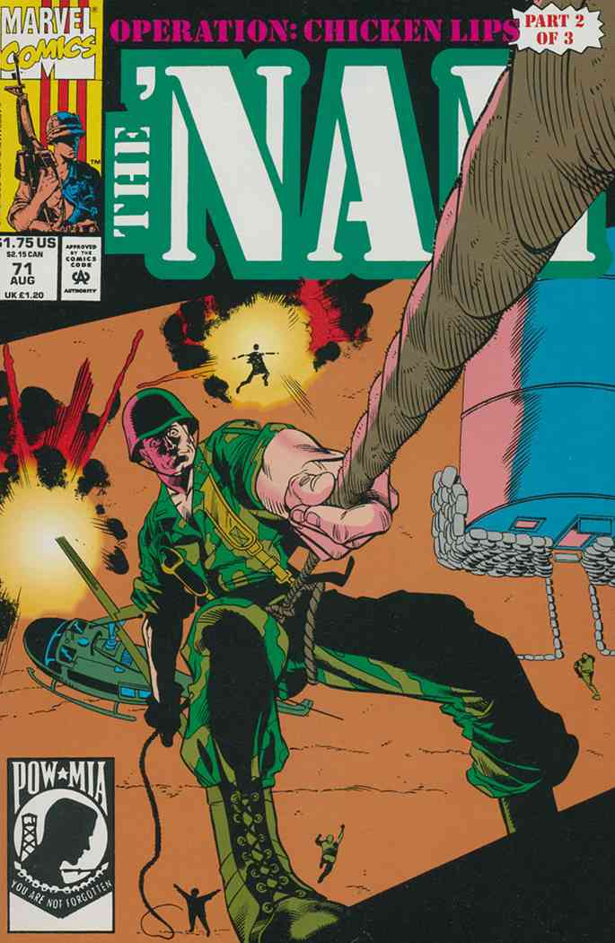 'Nam, The comic issue 71