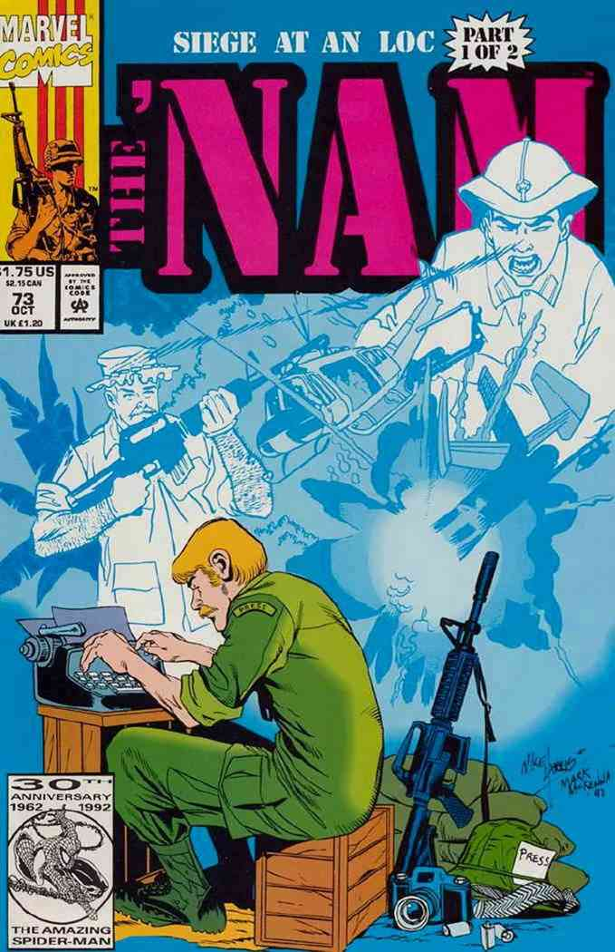 'Nam, The comic issue 73