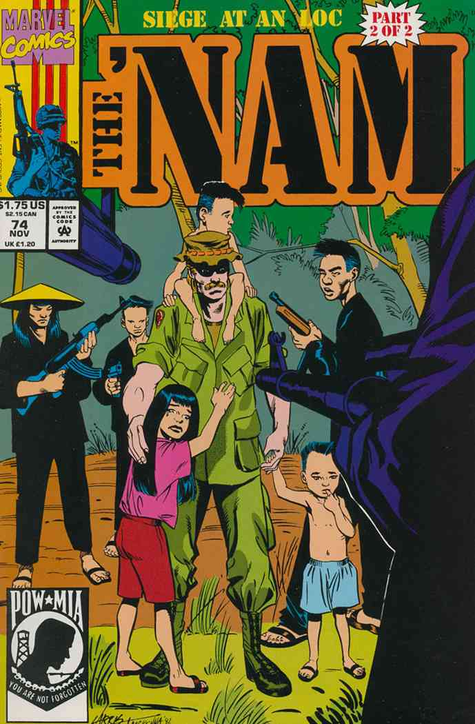 'Nam, The comic issue 74