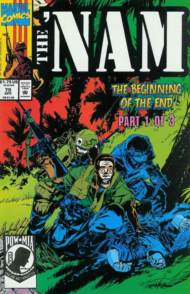 'Nam, The comic issue 79