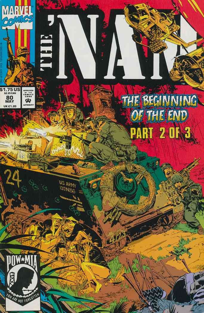 'Nam, The comic issue 80