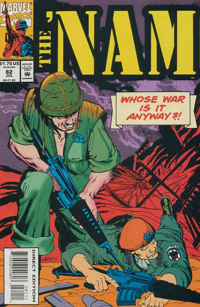 'Nam, The comic issue 82