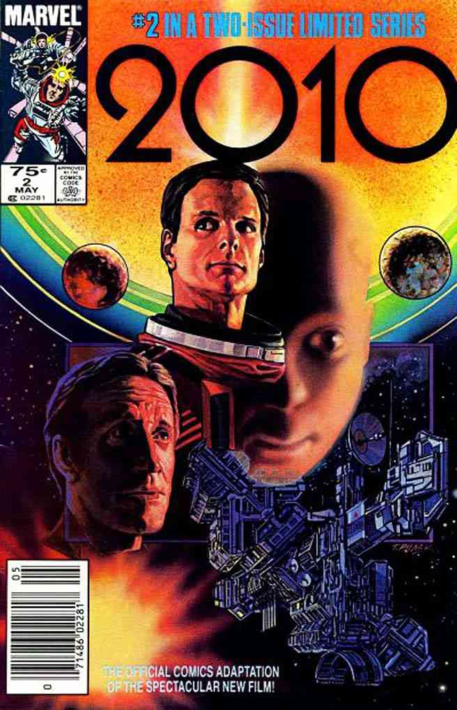2010 comic issue 2