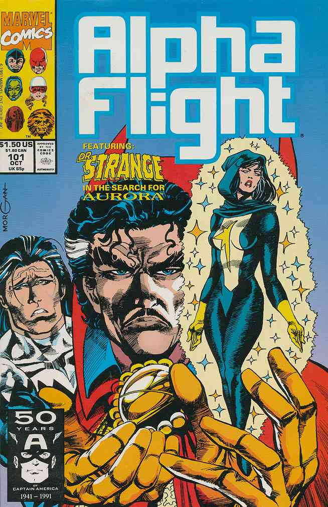 Alpha Flight (1st Series) comic issue 101