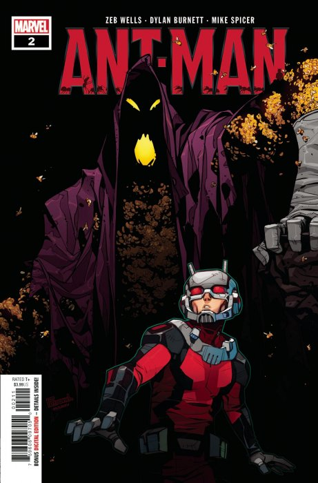 Ant-Man (2nd Series) comic issue 2