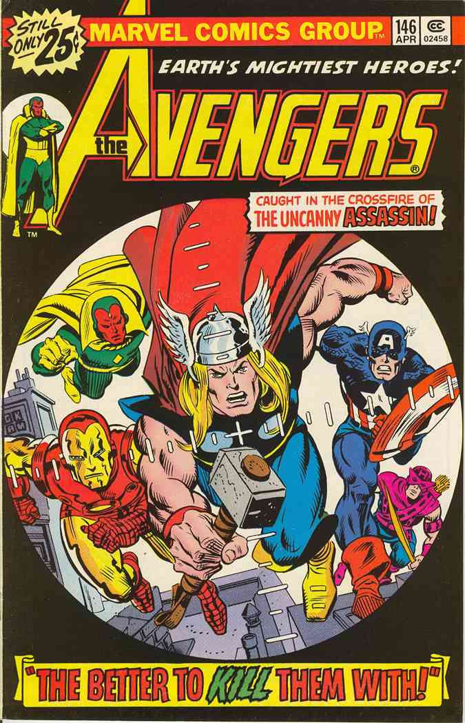 Avengers, The comic issue 146