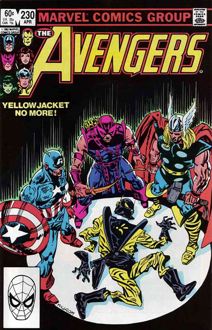 Avengers, The comic issue 230