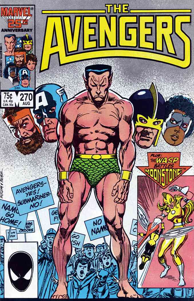 Avengers, The comic issue 270