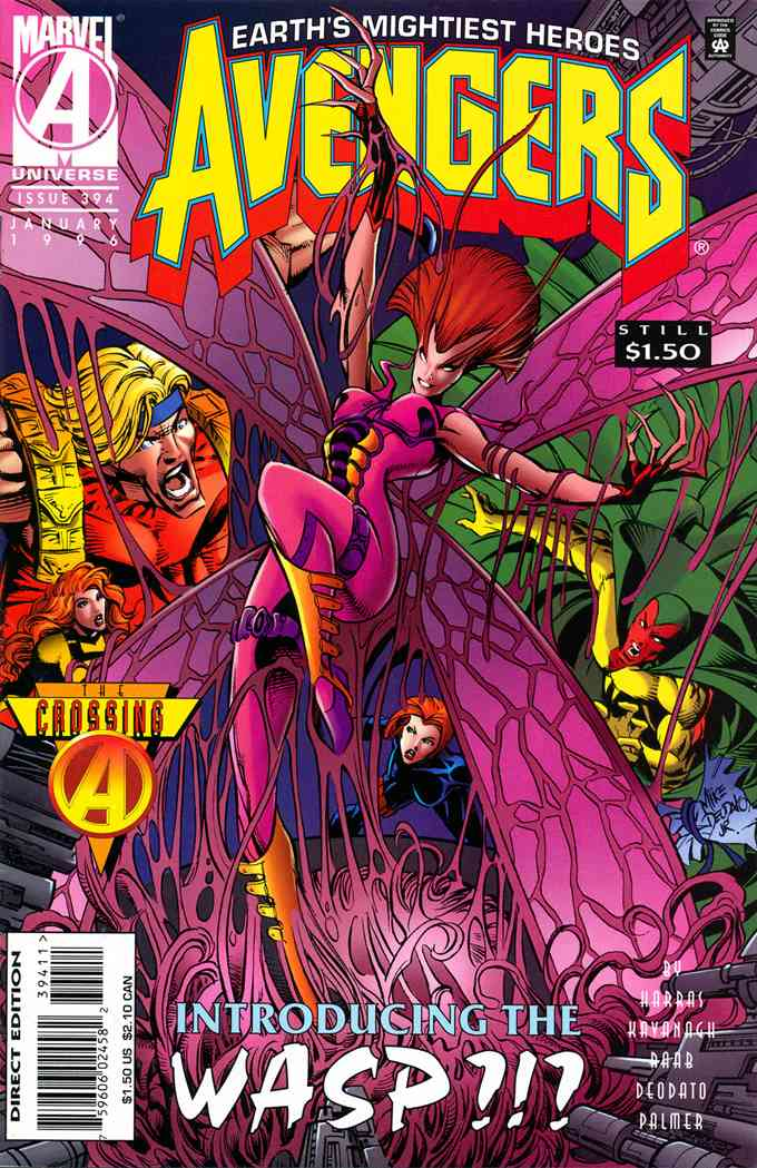 Avengers, The comic issue 394