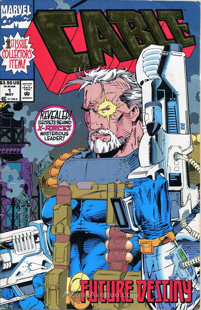 Cable comic issue 1
